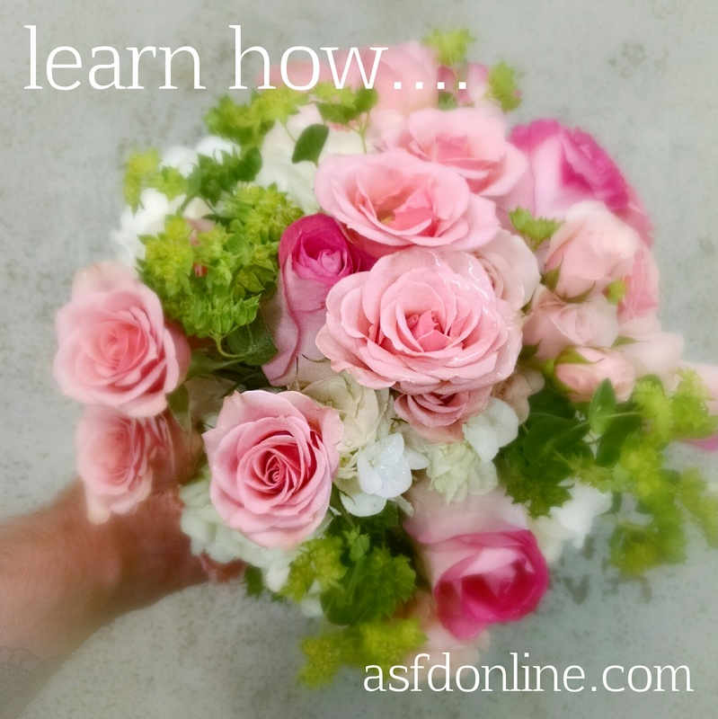 Don Chestnut: Atlanta School of Floral Design, Flower School